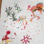Рисунок «Волшебные капельки»