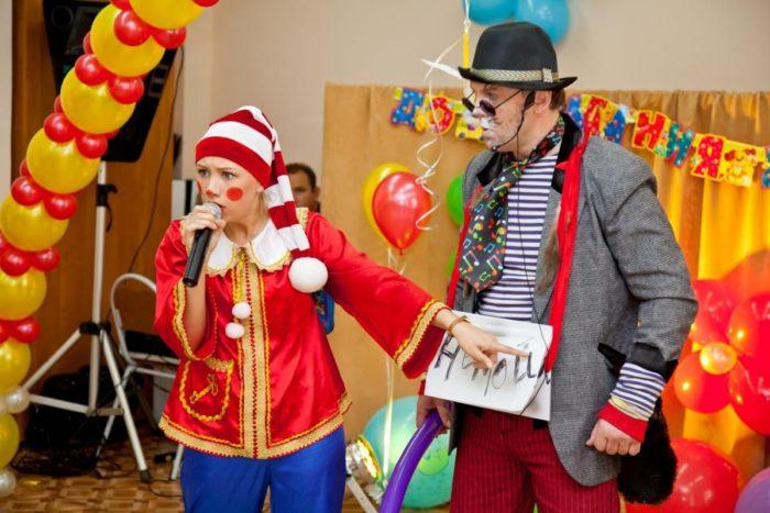 детский сад сценки на выпускной