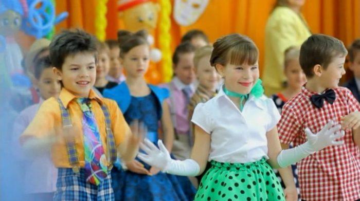 выпускной в детском саду стиляги