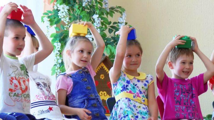 игры на выпускной в детском саду