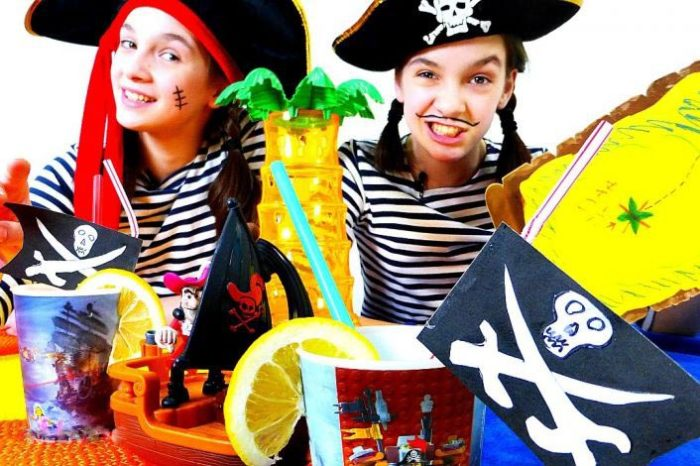 Выпускной в пиратском стиле
