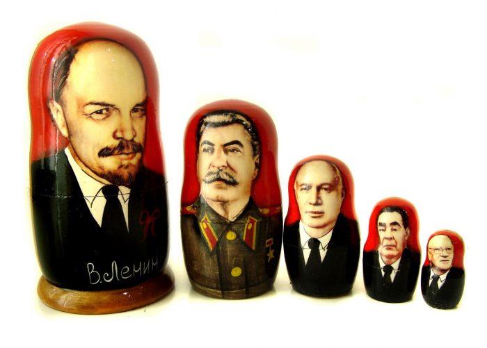 Лидеры СССР