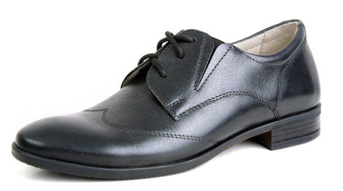 Классические туфли для мальчика