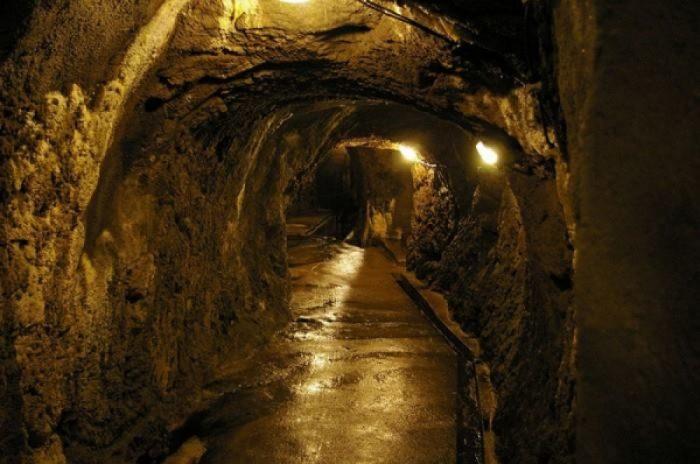 Загадочные катакомбы в Чехии