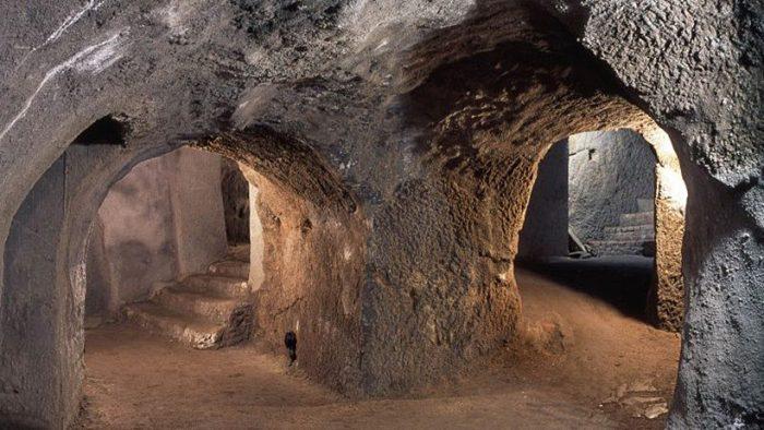 Катакомбы в Чехии