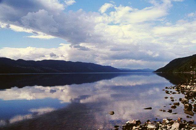 Самое мистическое озеро на планете