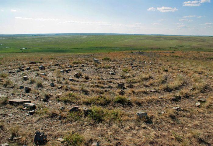 Мистическое место в Челябинской области