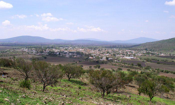 Мистический посёлок в Мексике