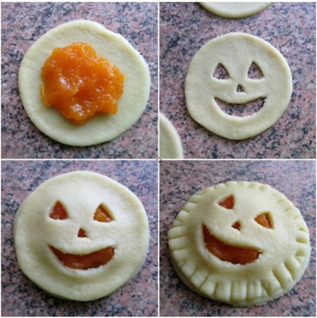 рецепты закусок на хеллоуин