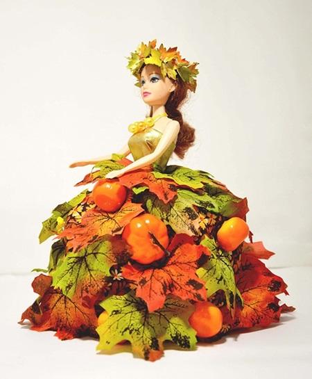 Осенняя принцесса