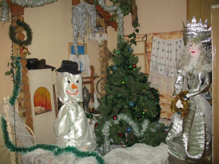 Фото поделок для украшения класса на новый год