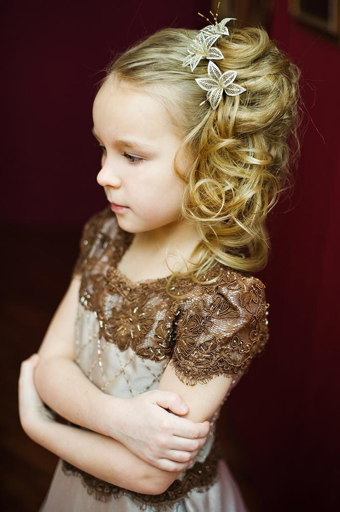 Детские прически на длинные волосы: особенности.