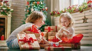 Что подарить ребёнку в год на Новый год