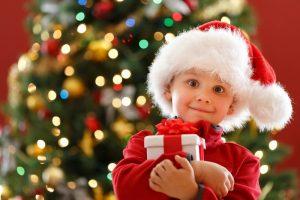 Подарок для ребёнка 2 лет на Новый год