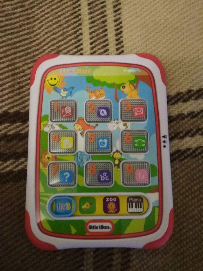 Музыкальный детский планшет