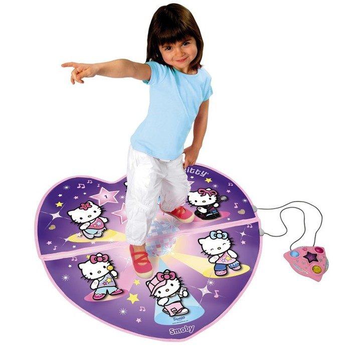 Танцевальный коврик для девочки