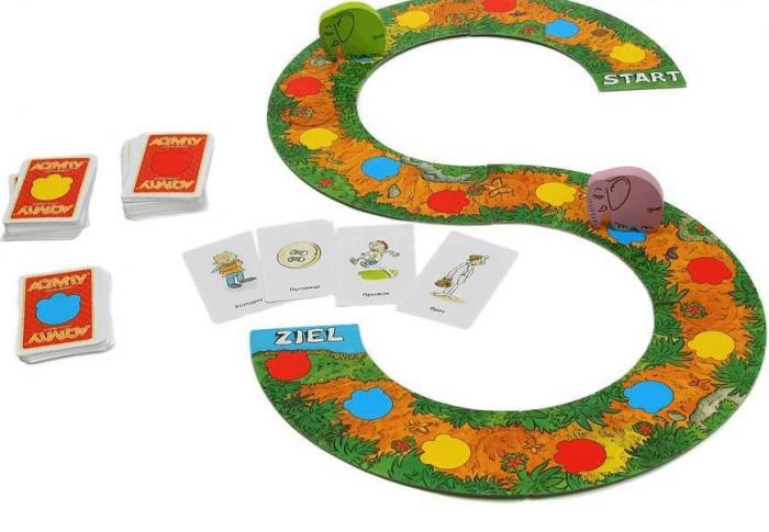Игра для детей «Активити»