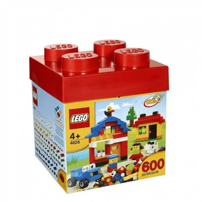 «Лего» 4+