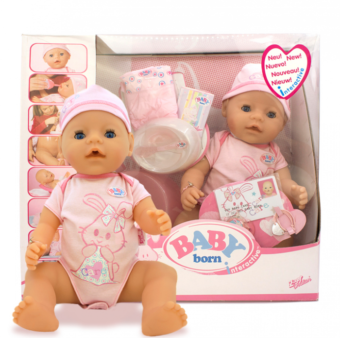 Куклы Baby Born в наборе