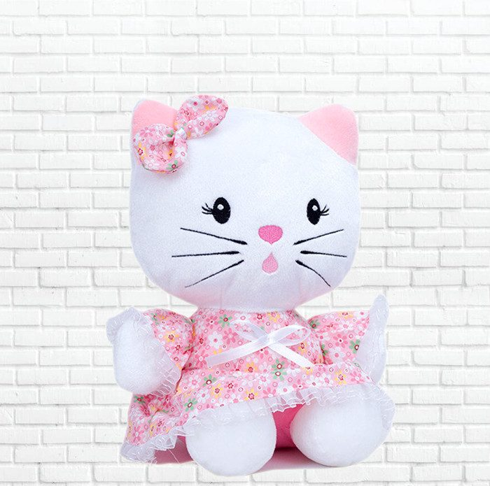 Мягкая игрушка − котик