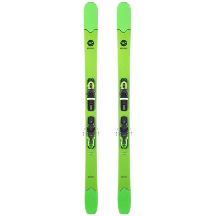 Лыжи 7+