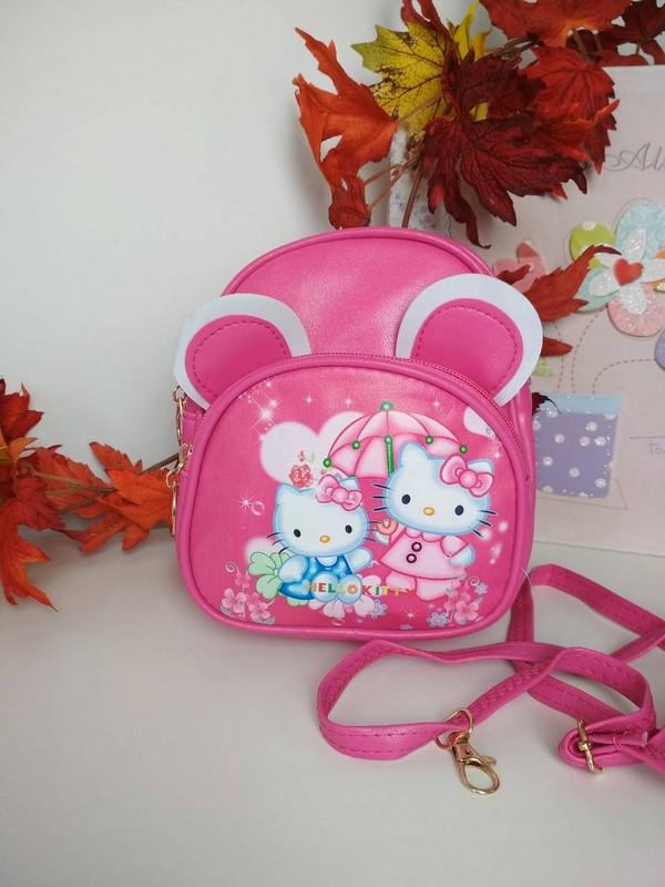 Рюкзачок для девочки 7 лет