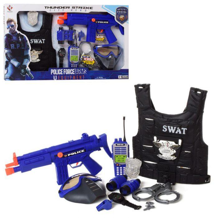Набор полицейского для мальчика