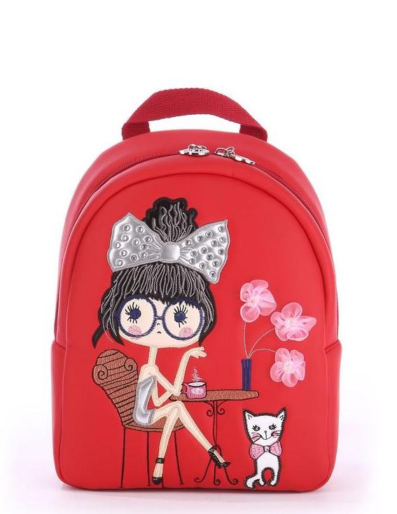 Рюкзачок для девочки 8 лет