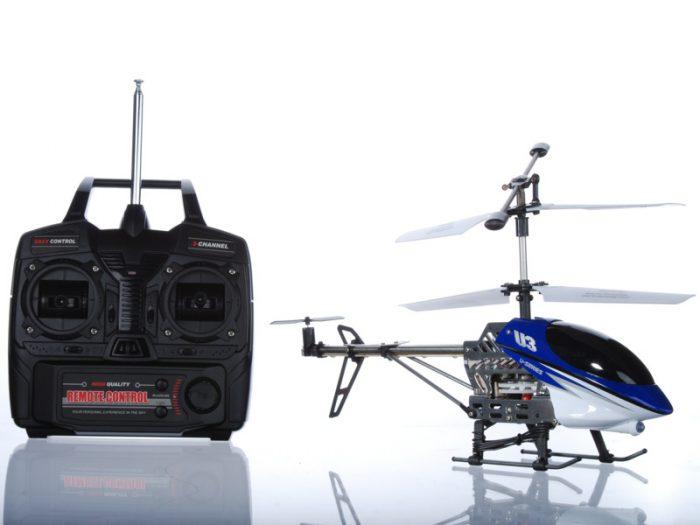 Вертолёт на пульте