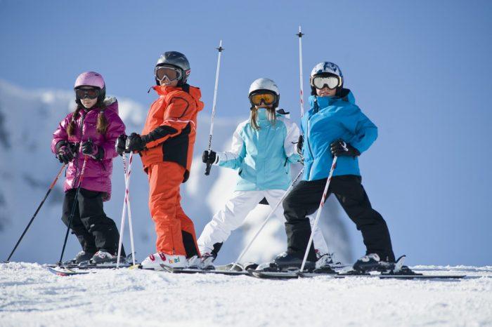 Лыжи для ребёнка 11 лет
