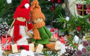 Сказочные новогодние персонажи своими руками