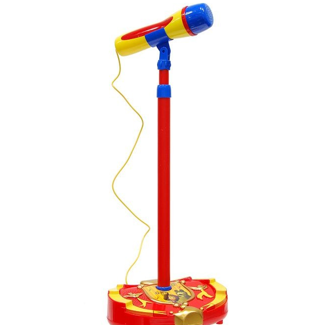 Детский микрофон-караоке