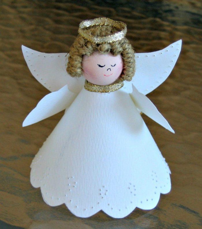Ангел своими руками