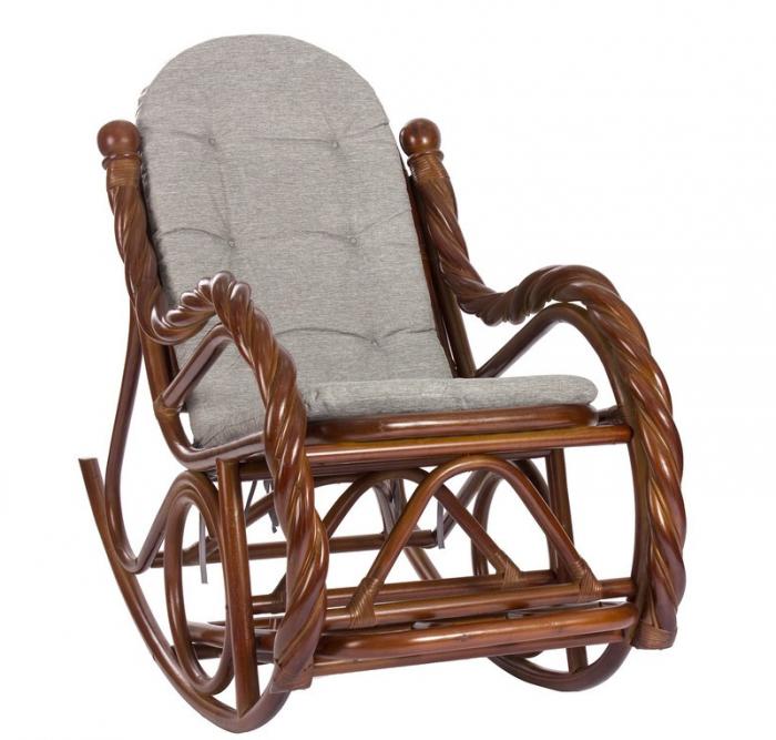 Плетёное кресло-каталка