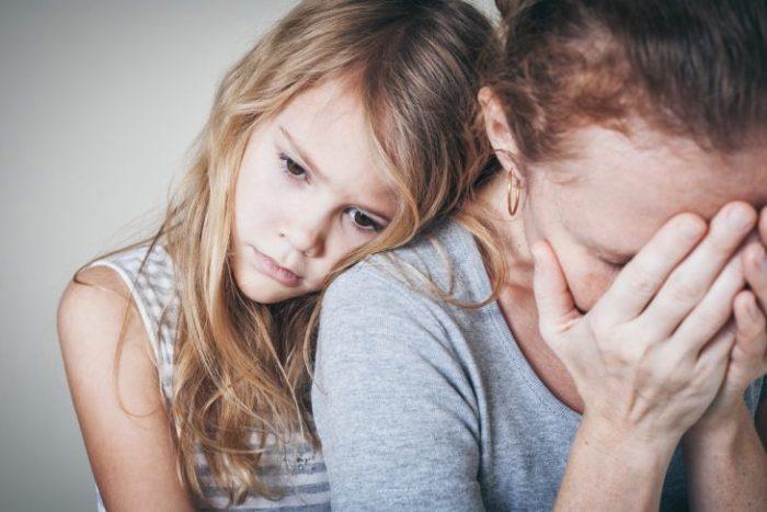 как сообщить ребенку о разводе