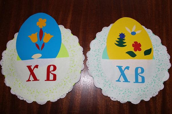 Поделки на Пасху в детский сад