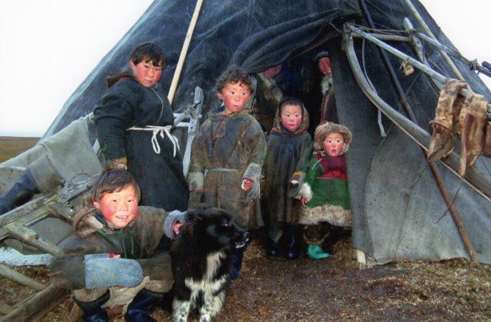 Младшие представители племенных народов Крайнего Севера