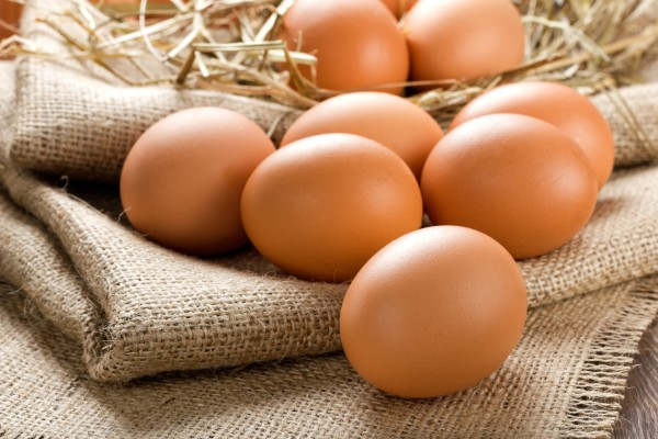 яйца фермерские