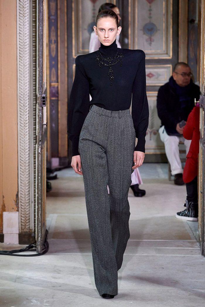 модные брюки осень 2019