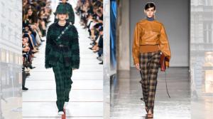 Модные женские брюки осенью и зимой 2019-2020
