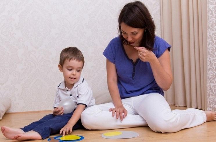 игры на знакомство с одним малышом