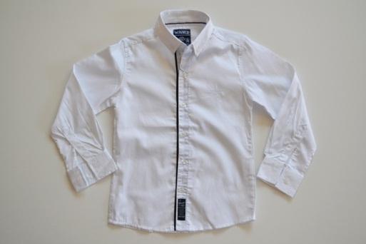 Рубашка крупным планом
